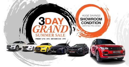 Grand Summer Sale @ SunCityMotors