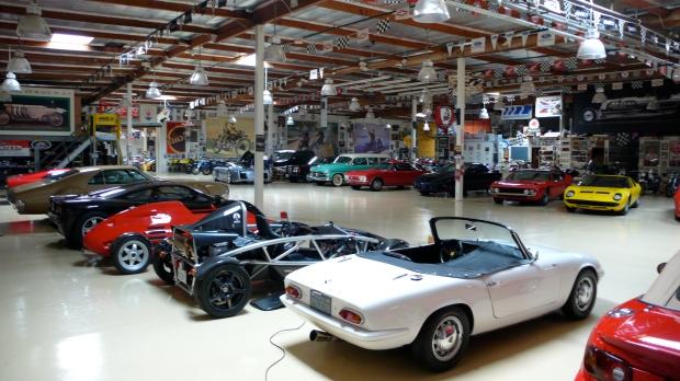 Luxury Car Showroom Dubai