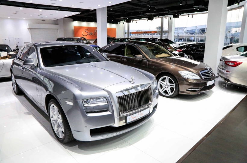 rolls royce cars for sale in dubai