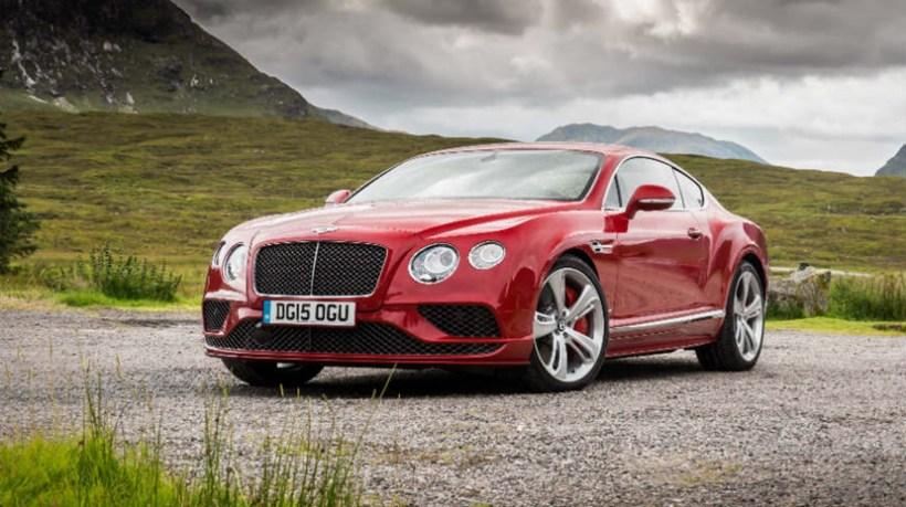 Bentley Dubai