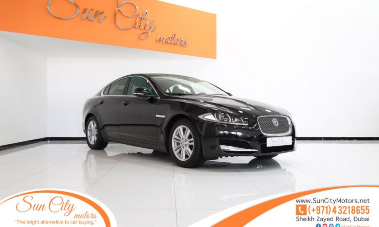 JAGUAR XF 2.0 LUXURY Dubai