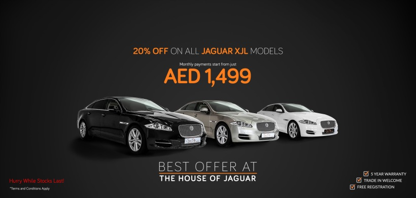 Jaguar Dubai - UAE