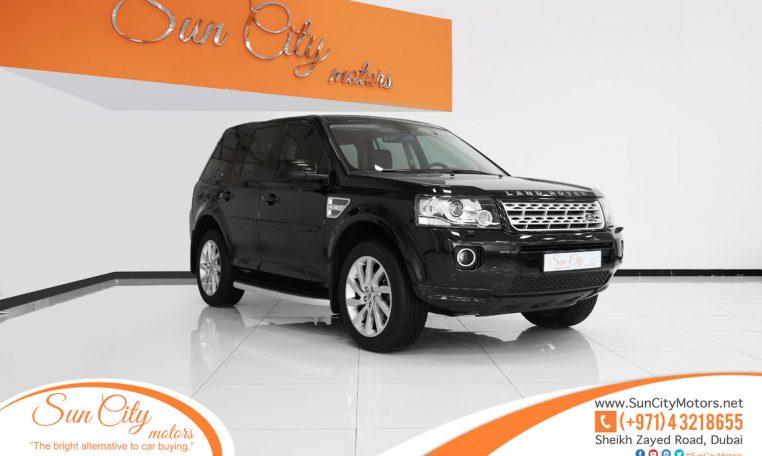 Land Rover Dubai