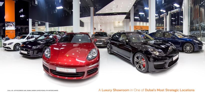 Porsche Dubai UAE