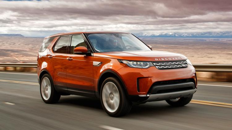 land Rover Range Rover Dubai 1