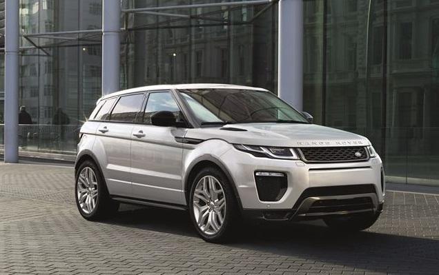 Range Rover Evoque Dubai
