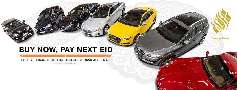 Buy Now Pay Next Eid At Sun City Motors Dubai Car
