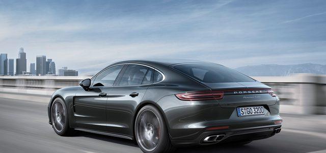 Porsche Panamera 2017 review
